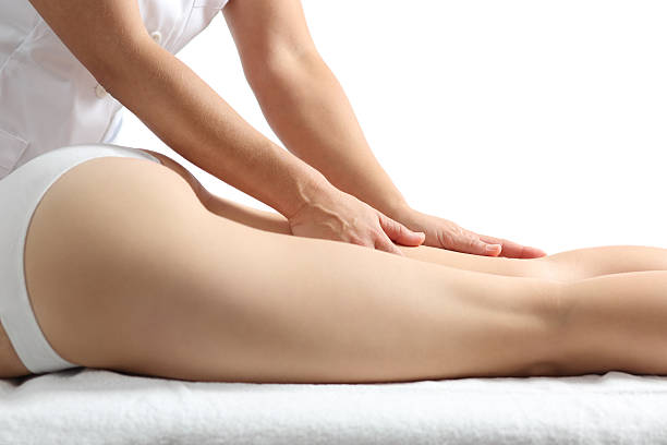 Anti-Cellulite Massage with Essential Oil